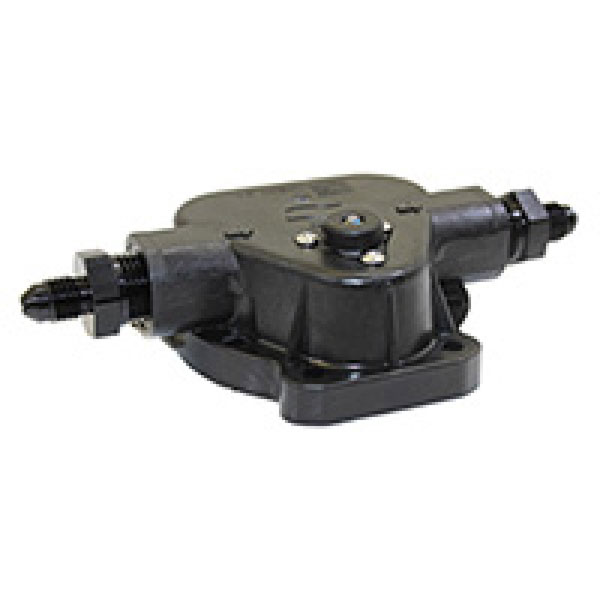 Snow Performance sno-40900uha-b | Upper Housing Assembly (For 40900 Pump Braided)