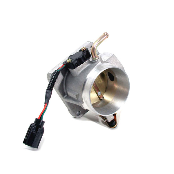 BBK 1514:  1986-93 Ford Mustang GT 80mm Power Plus Throttle Body - Race * NOT EPA Street Legal