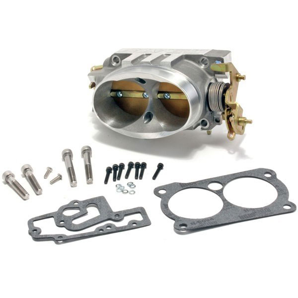 BBK 1536:  TWIN 58MM Throttle Body 1985 - 1988 Camaro V8