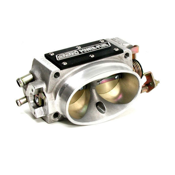 BBK 1537:  TWIN 52MM Throttle Body 1989 - 1992 Firebird V8