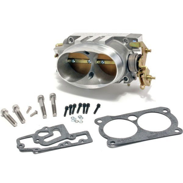 BBK 1539:  TWIN 58MM Throttle Body 1989 - 1992 Firebird V8