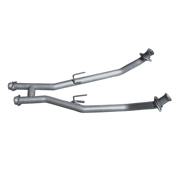BBK (1565)  2.5 inch Full Length H-pipe for 1996-97 Mustang GT 4.6L - Off Road V8
