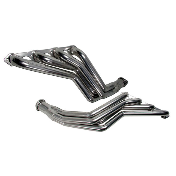 BBK 1569:  1 3 / 4' Full-Length 351 Swap Headers (Chrome)