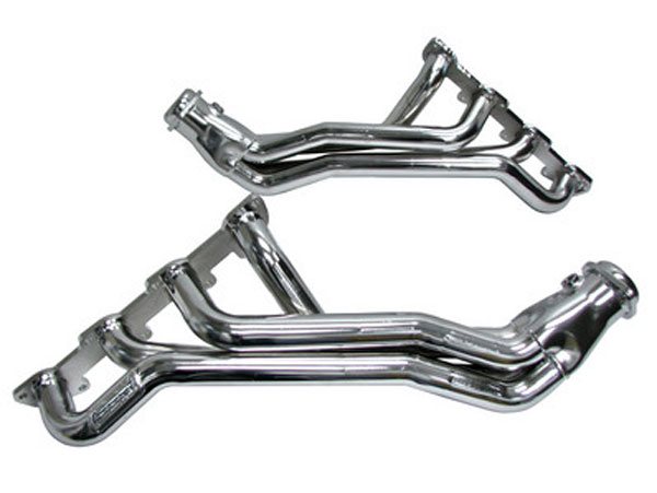 BBK 1647:  05-12 Dodge Challenger 5.7L/6.1L 1-3/4 Full Length Exhaust Header System (chrome)