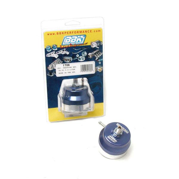 BBK 1706 |  Adj Fuel Pressure Regulator 5.0L