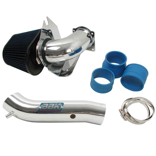 BBK 1719:  Cold Air Induction Kit 1999-04 Mustang 3.8L V6