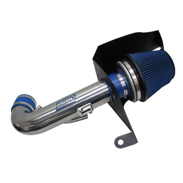 BBK 1778 |  Cold Air Induction Mustang V6 - Chrome; 2011-2014