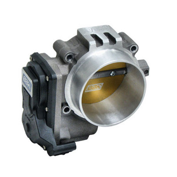BBK 18210: BBK 2011-12 Ford Mustang GT, Boss 302, 11-12 F Series Truck 5.0L BBK Power Plus Throttle Body (90mm)