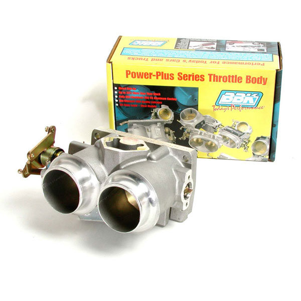 BBK (3503)  1987-96 F-Series 302/351 Twin 61mm Power Plus Throttle Body