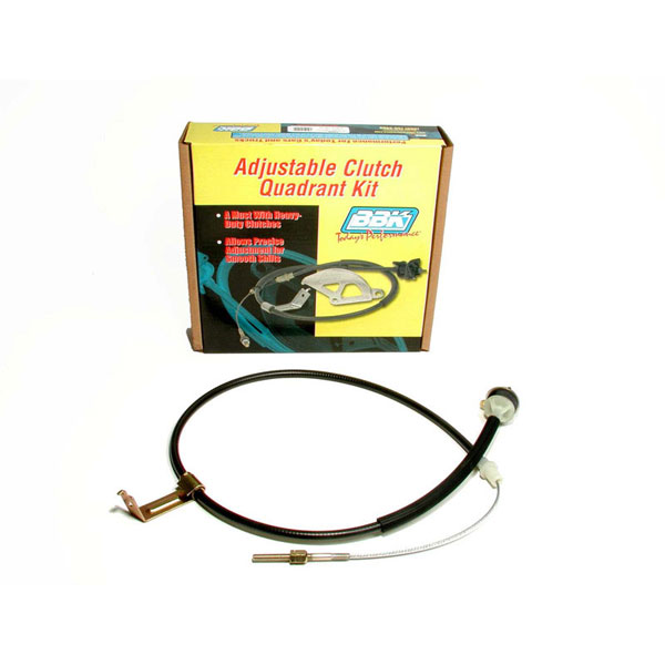 BBK 3517:  1979-95 Ford Mustang Adjustable Clutch Cable (Only) V6