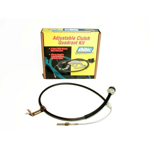 BBK 3519 |  Ford Mustang Adjustable Clutch Cable (Only) V8; 1996-2004