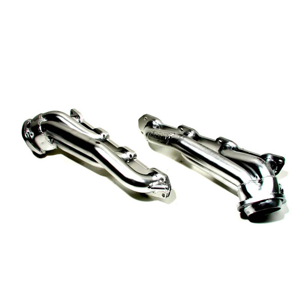 BBK 4012:  2005-08 5.7L Hemi Charger / Magnum / 300 1-3 / 4 Shorty Tuned-Length Headers (Chrome)