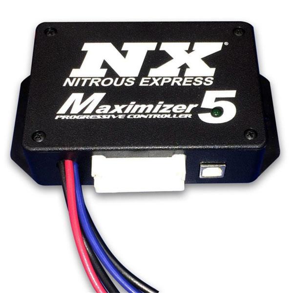 Nitrous Express 16008   Maximizer 5 Progressive Nitrous Controller