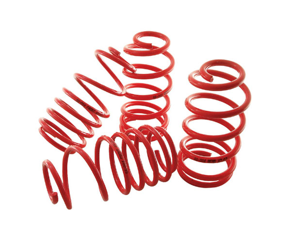 B&G Suspension 92.1.076 | B&G S2 Sport Lowering Springs for TOYOTA Prius (Incl Touring) 1Fr 1Rr; 2004-2009
