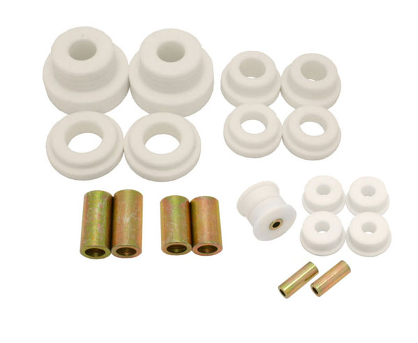 BMR Suspension BK028: BMR Rear Cradle / Differential Bushing Kit (Race Version) for 2010-15 Camaro