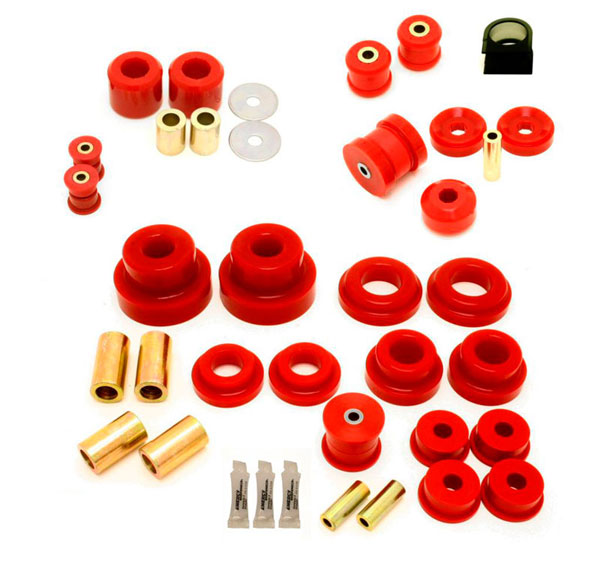 BMR Suspension BK031 | BMR Camaro Total Suspension Bushing Kit, Pro Version includes (BK030, BK021, BK022); 2010-2012