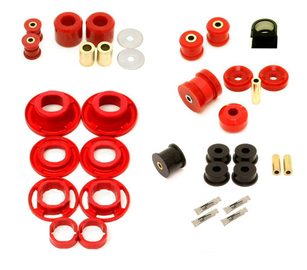 BMR Suspension BK042: BMR Camaro 2012-15 Total Suspension Bushing Kit, Street Version includes (BK041, BK021, BK022)
