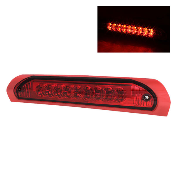 xTune BKL-DR02-LED-RD:  Dodge Ram 02-08 LED 3RD Brake Light - Red