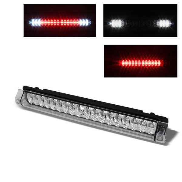 xTune BKL-FF15097-LED-G2-C:  Ford F150 97-03 LED 3RD Brake Light - Chrome