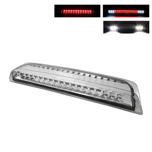 xTune BKL-NTIT04-LED-C |  Nissan Titan 04-12 Frontier 05-07 LED 3RD Brake Light - Chrome