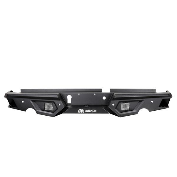 Bulken Off-Road BKN-33824631 | Rear Bumper for Dodge Ram; 2013-2018