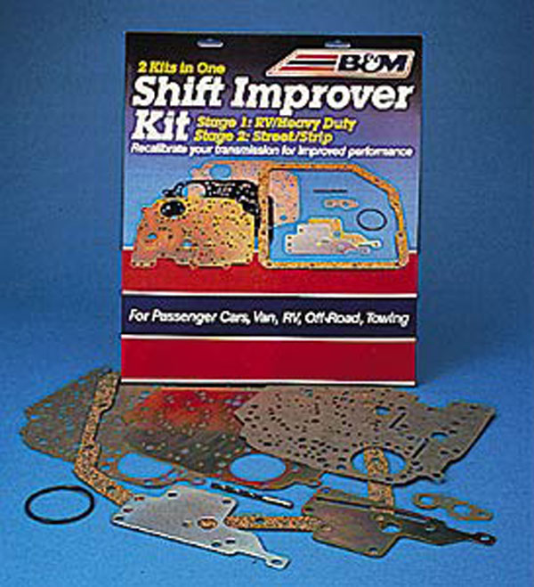 B&M 70360 |  Shift Improver Kit Camaro V8