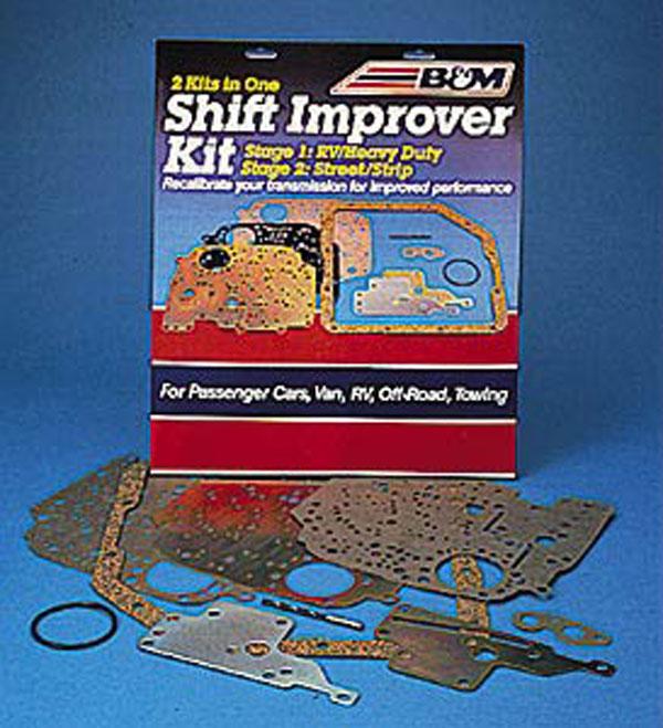 B&M 70360 | B&M Shift Improver Kit Camaro V8; 1993-2002
