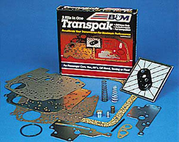B&M 70365 |  Transpak 4L60E 94-02 Camaro V8