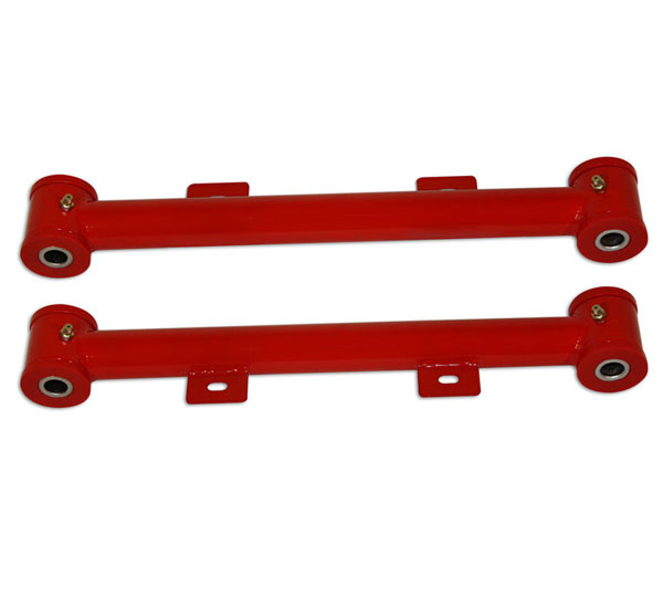 Spohn Performance C10-601: Spohn Camaro 2010-11 Tubular Rear Toe Links with Polyurethane Bushings