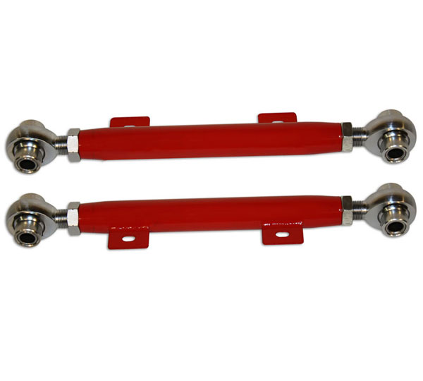 Spohn Performance C10-603 | Spohn Camaro Tubular Rear Toe Links with Spherical Rod Ends; 2010-2012