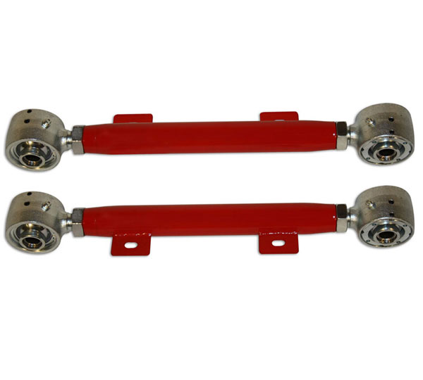 Spohn Performance C10-606: Spohn Camaro 2010-11 Tubular Rear Toe Links with Del-Sphere Pivot Joints (C10-605)