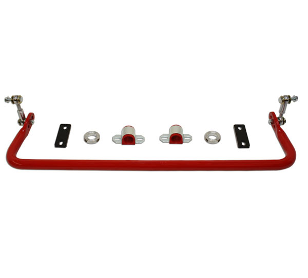 Spohn Performance C10-921: Spohn 2010-15 Camaro Pro-Series Drag Race Rear Anti-Roll Sway Bar - 32mm Solid 4140 Chrome Moly