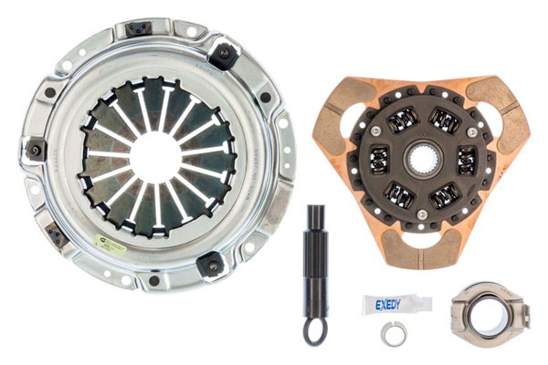 Exedy Racing (08901) Exedy Stage 2 Cerametallic Clutch Kit ACURA CL L4 2.2;2.3 1997-1999; Thin Disc