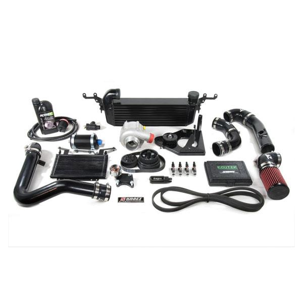 KraftWerks 150-10-0613 | 06-13 Mazda Miata NC 2.0L Supercharger Kit Header & Exhaust *No Tune*; 2006-2013