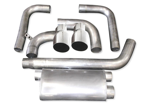 Stainless Works (CA93023.0)  Chevy Camaro/Firebird 1993-02 Exhaust 3'' Catback