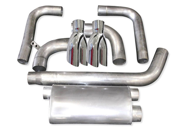 Stainless Works CA93023.5-Y:  Chevy Camaro/Firebird 1993-02 Exhaust 3 1/2'' Catback