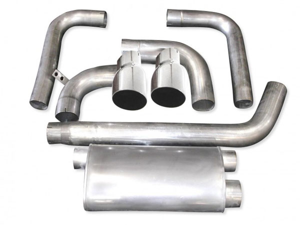 Stainless Works CA93023.5:  Chevy Camaro/Firebird 1993-02 Exhaust 3 1/2'' Catback