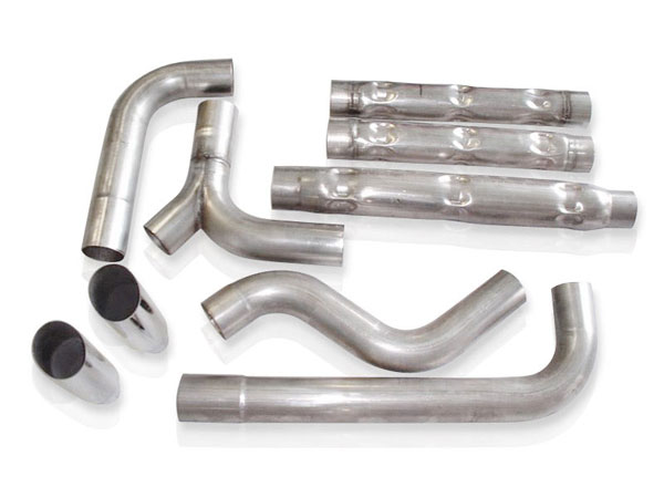 Stainless Works CA9302CH |  Chambered Exhaust System for Firebird LS1 V8; 1998-2002