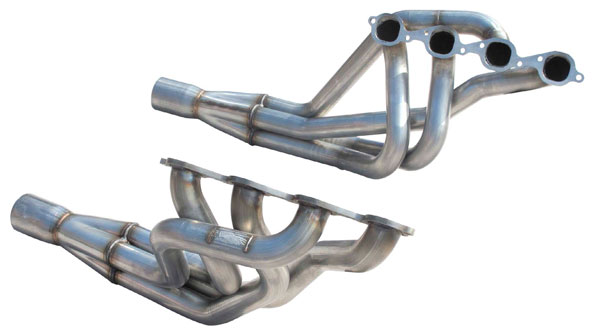 American Racing Headers CABB-67218400HR: Camaro BB 1967-1969 2-1/8in x 4in Header Pair