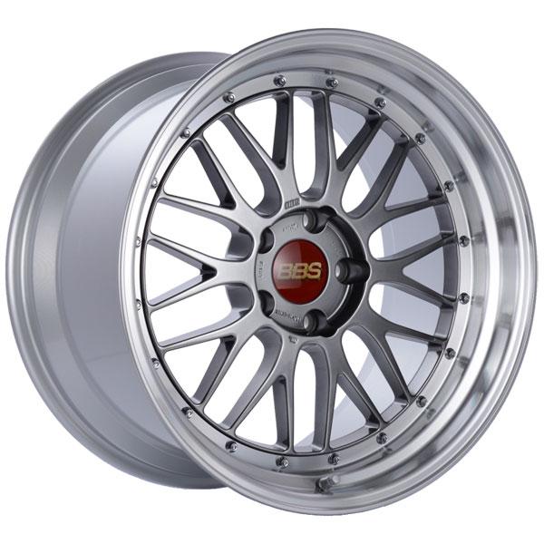 BBS LM182DBPK | LM 19x11 5x120 ET25 Diamond Black Center Diamond Cut Lip Wheel -82mm PFS/Clip Required