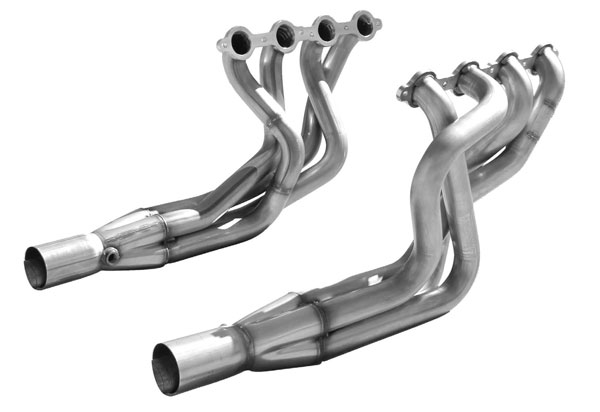 American Racing Headers CAG1LS-67200300DSHR |  Firebird LS1 Swap 2in x 3in DETROIT SPEED Header Pair; 1967-1969