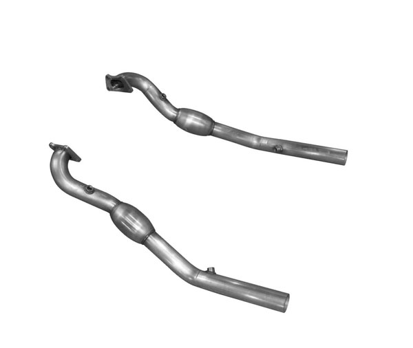 American Racing Headers CAV6-12212212DPNC |  CAMARO V6 2.5IN DOWN PIPES NO CATS; 2012-2015