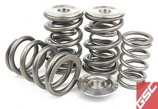 GSC Power Division 5256 | GSC Subaru FA20 WRX/BRZ/FRS Dual Cylindrical Valve Spring Kit
