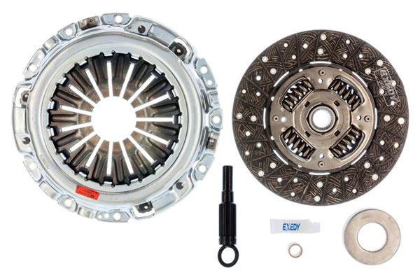 Exedy Racing 06804 | Exedy Stage 1 Organic Clutch Kit NISSAN 350Z V6 3.5; for Flywheel NF04; 2003-2006