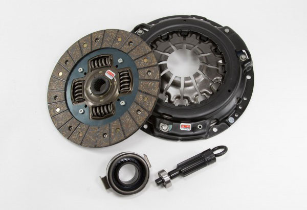 Competition Clutch (5153-2100)  Stage 2 - Steelback Brass Plus Clutch Kit, Mitsubishi Lancer Evo 2008-2015 2.0L GSR EVO X - 5pd (4B11)