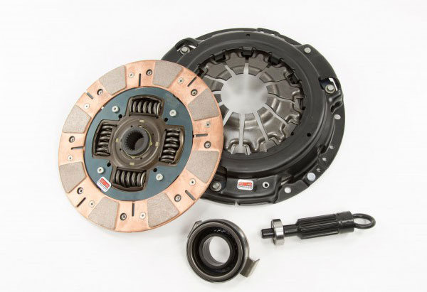 Competition Clutch 8026-0600 |  Stage 3 - Segmented Ceramic Clutch Kit, Acura Integra 1.8L (B18B, B18C); 1994-2001