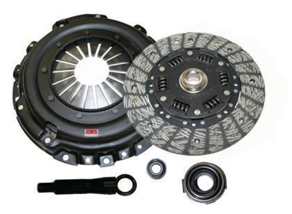 Competition Clutch 15030-STOCK | OE Stock Replacement Clutch Kit, Subaru WRX-STI 6-SPEED (EJ25T); 2004-2016