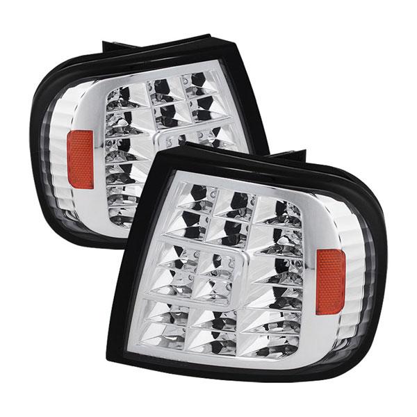 xTune CCL-FF15097-LED-E |  Ford F150 LED Corner Lights - Euro; 1997-2003