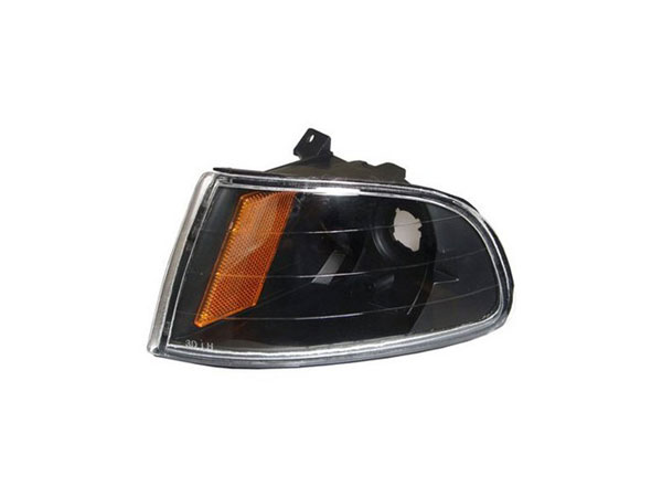 xTune CCL-HC92-23D-E-BK-AM |  Honda Civic 2/3Dr Amber Corner Lights - Black; 1992-1995