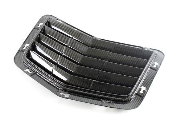 APR Performance CF-700005 | Corvette C7 Hood Vent Carbon Fiber; 2014-2019